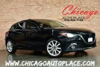 2014 Mazda Mazda3 s Grand Touring - 1 OWNER NAVI BACKUP CAM LEATHER HEATED SEATS KEYLESS GO