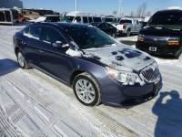Pre-Owned 2013 Buick LaCrosse Base FWD 4D Sedan