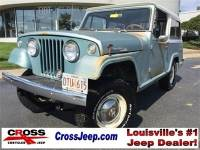 PRE-OWNED 1967 JEEP JEEPSTER COMMANDO
