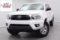 2014 Toyota Tacoma 4x4 Truck Double Cab 4x4