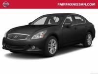 2013 INFINITI G37 Sedan x in Fairfax