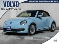 2015 Volkswagen Beetle Convertible 1.8T Convertible