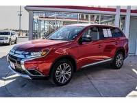 2017 Mitsubishi Outlander ES SUV Front-wheel Drive