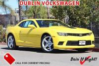 Pre-Owned 2014 Chevrolet Camaro SS Coupe in Dublin, CA