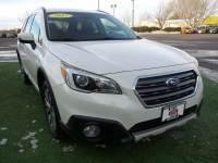 Certified 2017 Subaru Outback Touring in Pocatello