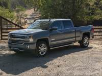 Pre-Owned 2016 Chevrolet Silverado 1500 High Country 4WD