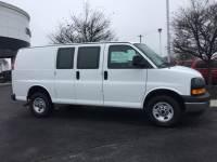 New 2017 GMC Savana 2500 Work Van RWD 3D Cargo Van