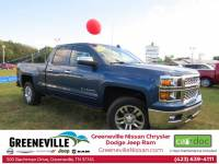 2015 Chevrolet Silverado 1500 4WD Double Cab 143.5 LT w/1LT Truck - Used Car Dealer Near Knoxville, Johnson City, Kingsport & Bristol TN