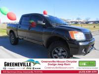 2013 Nissan Titan 4WD Crew Cab SWB PRO-4X Truck - Used Car Dealer Near Knoxville, Johnson City, Kingsport & Bristol TN
