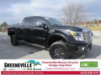 2017 Nissan Titan XD 4x4 Gas Crew Cab Platinum Reserve Truck - Used Car Dealer Near Knoxville, Johnson City, Kingsport & Bristol TN