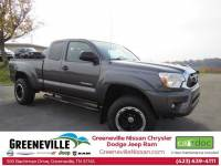 2014 Toyota Tacoma 2WD Access Cab V6 AT Prerunner Truck - Used Car Dealer Near Knoxville, Johnson City, Kingsport & Bristol TN