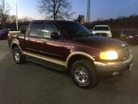 2001 Ford F-150 SuperCrew Lariat Pickup
