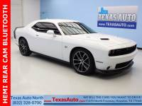 2016 Dodge Challenger R/T Scat Pack Rear-wheel Drive