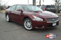 Pre-Owned 2009 Nissan Maxima 3.5 S FWD 4dr Car