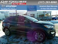 Certified Pre-Owned 2014 Hyundai Santa Fe Sport 4DR FWD 2.4 FWD SUV