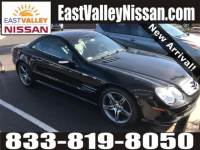 Used 2003 Mercedes-Benz SL-Class SL 500 Convertible in Mesa