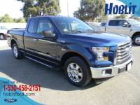 2017 Ford F-150 XLT Extended Cab Short Bed EcoBoost