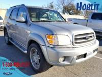 2001 Toyota Sequoia Limited V8 w/ 3rd Row Seating
