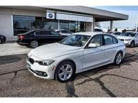 USED 2016 BMW 328I W/SOUTH AFRICA/SULEV RWD SEDAN