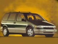 1993 Mercury Villager Van - Used Car Dealer near Sacramento, Roseville, Rocklin & Citrus Heights CA