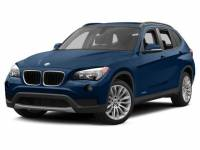 2015 Certified Used BMW X1 SUV xDrive28i Deep Sea Blue For Sale Manchester NH & Nashua   Stock:MPA2406