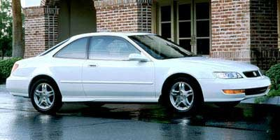 Photo Pre-Owned 1998 Acura CL Premium FWD 2dr Car