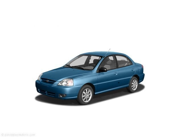 Photo Used 2005 Kia Rio For Sale  Midland TX  VINKNADC125156365361