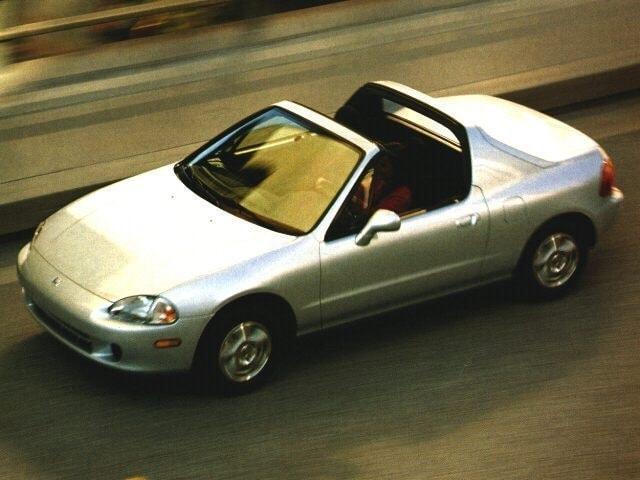 Photo 1996 Honda Civic del Sol S