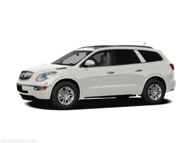 Photo Used 2010 Buick Enclave CXL w1XL in Ardmore, OK