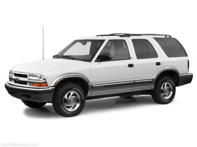 Photo Used 2000 Chevrolet Blazer SUV For Sale Leesburg, FL