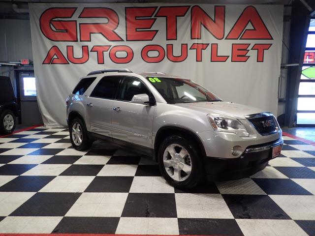 Photo 2008 GMC Acadia SLT AWD AUTO V6 HEATED LEATHERBOSE POWER ALL