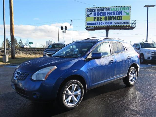 Photo Used 2008 Nissan Rogue SL CAL For Sale Bend, OR
