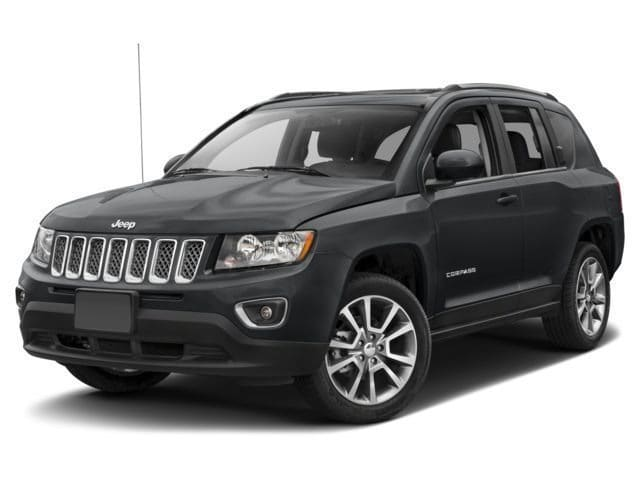 Photo Used 2017 Jeep Compass Sport SUV CVT 4x4 in Chicago, IL