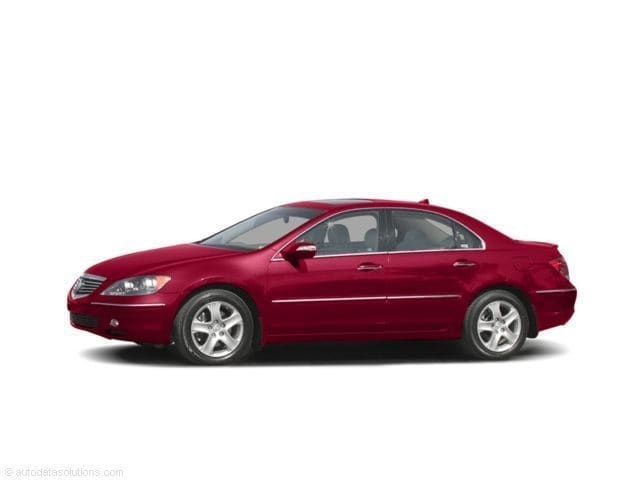 Photo Used 2005 Acura RL For Sale  Jacksonville FL