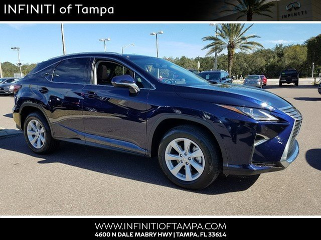 Photo Pre-Owned 2016 LEXUS RX 350 350 SUV in Jacksonville FL