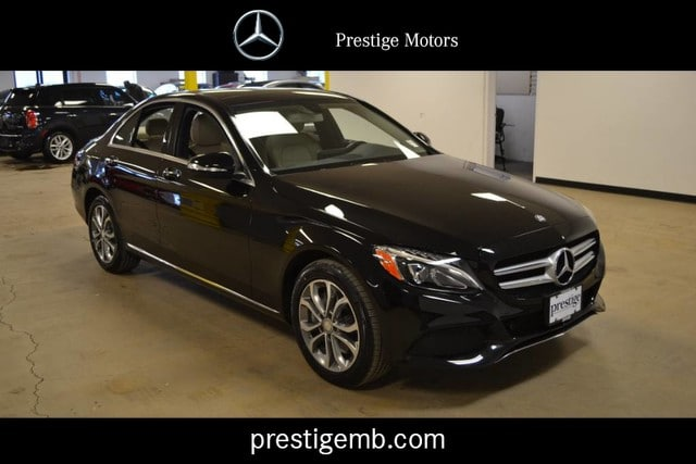 Photo 2015 Mercedes-Benz C-Class C 300 4MATIC Sedan