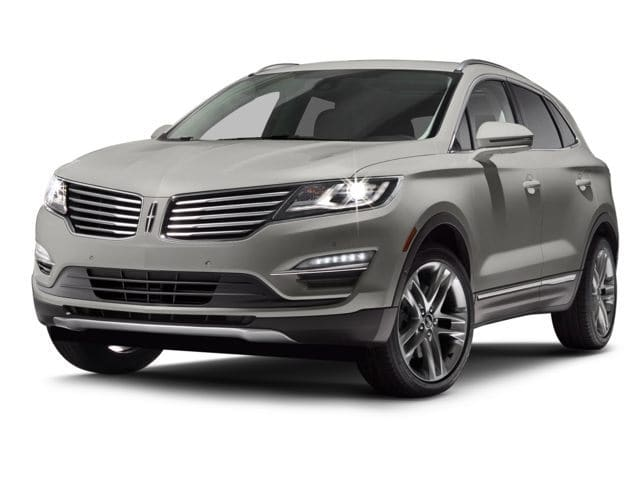 Photo Certified 2015 Lincoln MKC Select FWD 4 in PlanoDallasFort Worth TX
