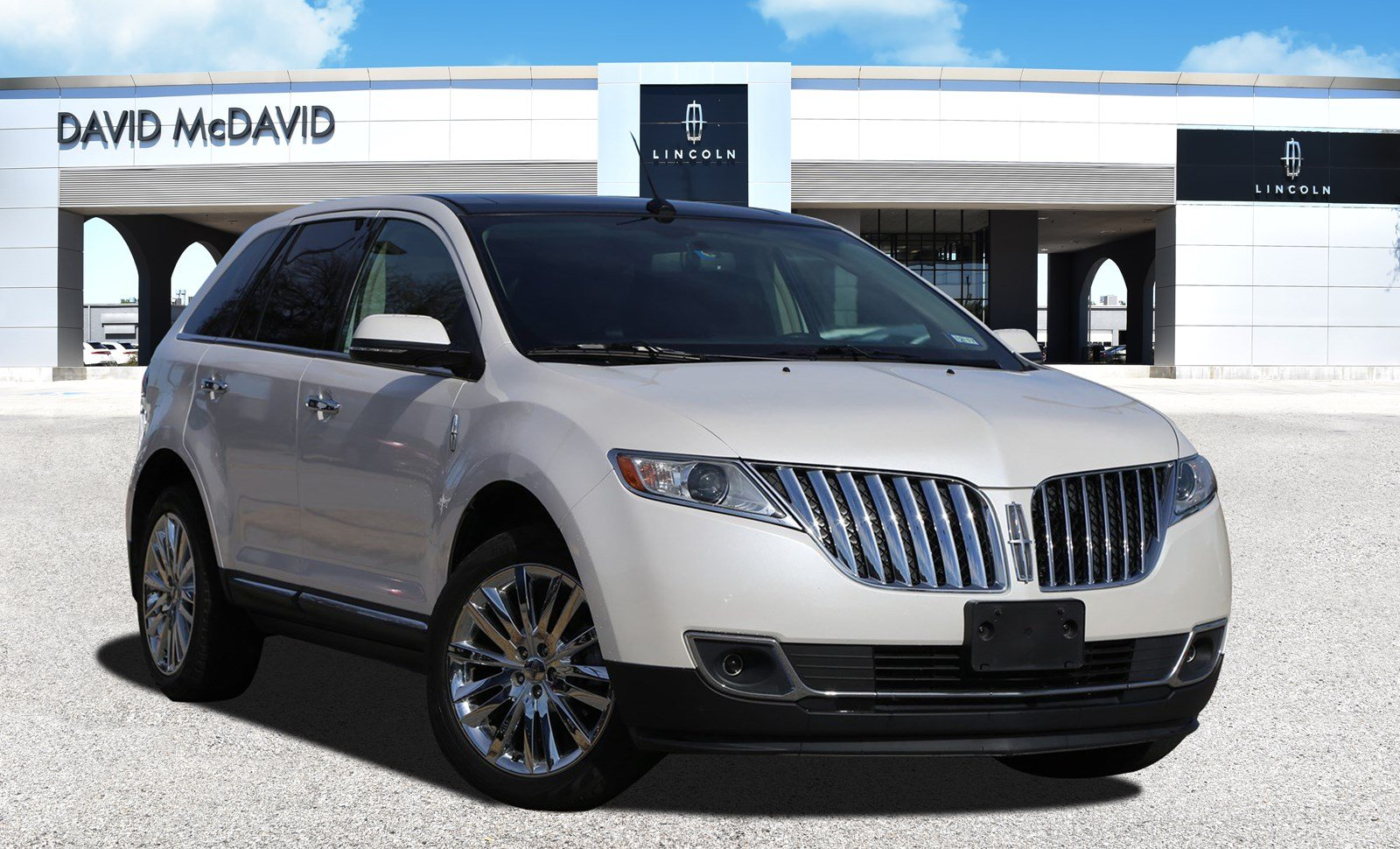 Photo Certified 2015 Lincoln MKX FWD 6 in PlanoDallasFort Worth TX