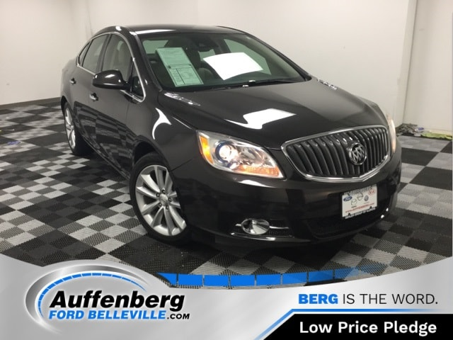 Photo Used 2014 Buick Verano Convenience Group Sedan ECOTEC I4 SIDI DOHC VVT for sale in OFallon IL