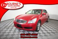 2007 INFINITI G35x w/ Navigation,Leather,Sunroof,Heated Front Seats, And Backup Camera.