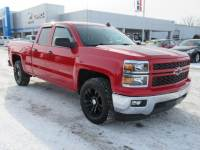Certified Pre-Owned 2015 Chevrolet Silverado 1500 LT Standard Bed For Sale Saint Clair, Michigan