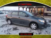 2009 Toyota Matrix Base 5-Speed MT
