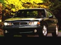 1996 Pontiac Bonneville SE Sedan V6 SMPI 12V