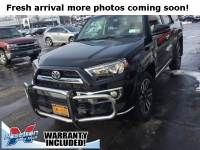 Pre-Owned 2015 Toyota 4Runner Limited With Navigation & 4WD