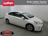 2013 Toyota Prius HB Two Hatchback