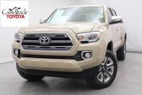 2017 Toyota Tacoma Limited V6 Truck Double Cab 4x4