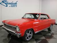 1966 Chevrolet Chevy II Nova SS $39,995