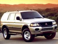 2000 Mitsubishi Montero Sport 4WD SUV