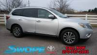 Pre-Owned 2014 Nissan Pathfinder SL 4WD