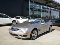 Pre-Owned 2005 Mercedes-Benz SL-Class COUP/RDST Rear Wheel Drive